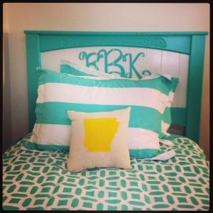 Dorm room!